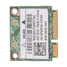 New Laptop Half-Mini Wireless Network N Card for DW1510 E5400 BCM94322HM8L