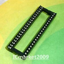 20 PCS DIP-42 42 PIN 42PIN 2.54mm IC Sockets Adaptor Solder Type Wide