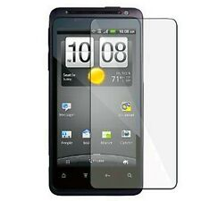 6 Pcs Ultra Clear LCD Screen Protector Guard For HTC Evo Design 4G / Hero S