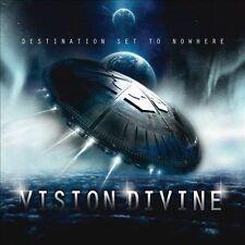 Vision Divine - Destination Set To Nowhere (2cd) [CD New]