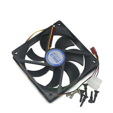 120mm x25mm 3pin &4pin Cooler Cooling Fan For PC CASE CPU Chipset Replacement