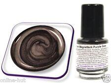 4,5ml Magnetlack, Purple Grey, Magnet, Lack, System, Halter, Teller, Nr. 08