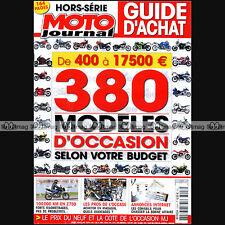 MOTO JOURNAL HS 3008 HORS-SERIE ★ GUIDE D'ACHAT OCCASIONS ★ 380 Modèles Ed. 2014