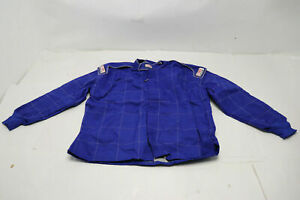 G-FORCE Karting JACKET 615 Blue KART ADULT Sizes Race Racing Gear XXXL  NEW