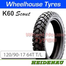 Heidenau K60 Scout 120/90-17 64T M&S T/L Rear