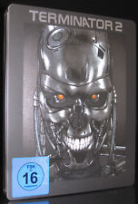 BLU-RAY TERMINATOR 2 - LIMITED STEEL EDITION - STEELBOOK - DIRECTORS + EXTENDED