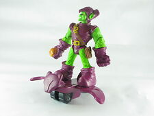 MARVEL Spider-Man & Friends SUPER EROI GREEN GOBLIN