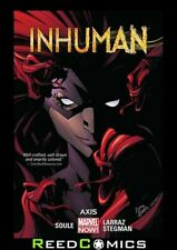 INHUMAN VOLUME 2 AXIS GRAPHIC NOVEL New Paperback Collects (2014) #7-12