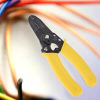 Wire Stripper Pliers Cable Crimper Stripping Crimping Cutter Hand Multi Tools