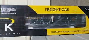 K-Line Reading O Scale Coil Car with Coils # K676-1934 Reading Lines  New in Box