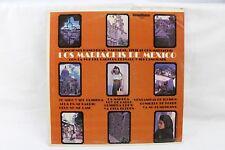 Los Mariachis de Mexico Voz del Capitan Chinaco Vintage Vinyl Record LP