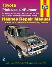 Repair Manual Haynes 92075 fits 79-95 Toyota Pickup