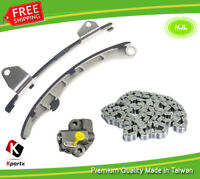 Timing Chain Kit For Mazda 2 3 1.3L 1.5L 1.6L JDM ZJ/ZY-VE/Z6 2007-