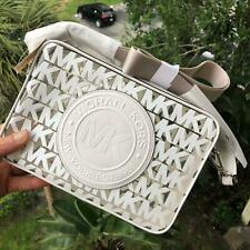 Michael Kors Women Plastic Leather Crossbody Bag Handbag Messenger Purse Lady MK