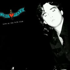 King Face Live at the 9:30 club lp blue vinyl dischord soulside kingface dchc