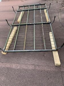 land rover series roof rack