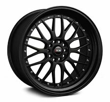 "18"" NEW XXR 531 MATT BLACK NEW WHEELS AND TYRES XXR WHEELS"