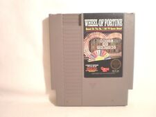 Wheel of Fortune (Nintendo Entertainment System, 1988)  game only