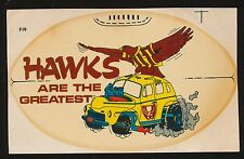 1970 Transfer Hawks Are The Greatest Hawthorn Decal issued by Admiral Transfers