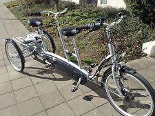 Dreiradtandem Modell TwinnyPlus