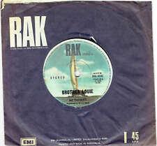 "HOT CHOCOLATE - BROTHER LOUIE - RARE 7"" 45 VINYL RECORD - 1973"
