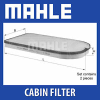 MAHLE Standard Pollen Cabin Air Filter - LA613/S (LA 613/S) Genuine Part
