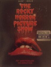 The Rocky Horror Picture Show (Blu-ray Disc, 2015, 40th Anniversary)
