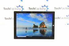 MICROSOFT SURFACE PRO 4 INTEL i7 6300U @ 2.4Ghz 8GB 256GB SSD WIN10 PRO0