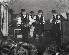 "Beatles at The Cavern Club 10"" x 8"" Photograph no 35"