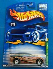 2001 Hot Wheels Treasure Hunt Pontiac Real Tires Free Protector