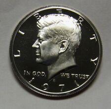 1971-S Clad Proof John F Kennedy Half Dollar Flashy Gem Examples Priced Right
