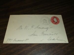 1912 D&H DELAWARE AND HUDSON NINEVAH & WILKES BARRE RPO HANDLED ENVELOPE