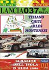 DECAL LANCIA 037 RALLY TOTIP T.CHITI R.ISOLA D´ELBA 1986 5th (06)