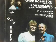 SPIKE ROBINSON / ROB MULLINS -The Odd Couple- CD