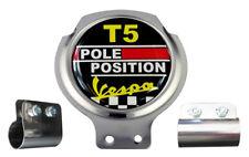 SCOOTER BAR BADGE-VESPA T5 Pole Position-Free STAFFA su misura + raccordi