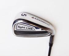 Adams Golf Tight Lies 5 Iron True Temper Uniflex Steel Shaft Adams Grip