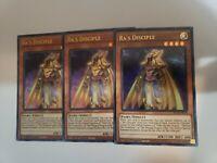 Ultra Rare BLAR-EN076 YGO-1x-Near Mint-Ra/'s Disciple 1st Edition-Battles o