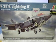 Italeri 510001425 1 72 F-35b Lightning II V/stol Version