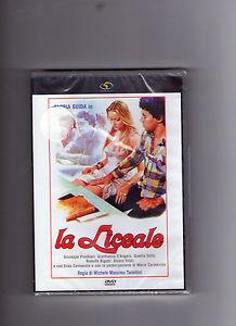 """GLORIA GUIDA - FILM CULT : """" LA LICEALE"""", DVD ORIGINALE,  NUOVO SIGILLATO!"""