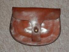 More details for victorian military webley leather pistol ammunition pouch 'bryan -co c&m 1866'