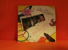 NEW EDITION - ALL FOR LOVE - MCA 1985 IN SHRINK LP VINYL RECORD -L
