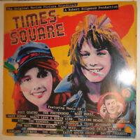 Times Square (2x vinyl LP, Comp, 18) RSO – RS-2-4203. Soundtrack