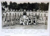 FC Schalke 04 + Die Mannschaft + 1950er Jahre + Hochglanzfoto 17,7x12,7 cm #07