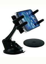 Arkon Slim-Grip Ultra Deluxe Mini Windshield Dashboard Mobile Phone Mount SM679