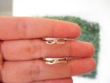 .16 CTW Diamond Wedding Ring 18k Twotone Gold WR208 sep