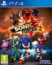 Sonic fuerzas PS4 * NUEVO PRECINTADO PAL *