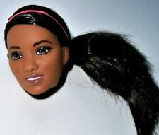 BARBIE MATTEL SOCCER PLAYER DOLL Made to Move Head A. FASHION COLLEZIONE Konvult