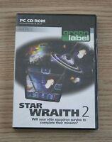 Star Wraith 2 - PC-CD Rom Game - Brand New & Sealed