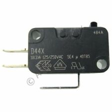 1 x D44X Cherry Button Microswitch With 4.8mm Terminals