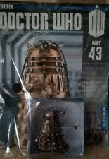 New Doctor Who Figurine Collection Rusty, The Good Dalek and Magazine - Part 43